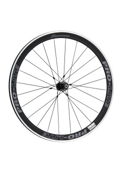 Pro-Lite-Bracciano-A42-Deep-Section-Alloy-Wheelset-Special-Grey-Edition 9/10/11 Speed Shimano/SRAM